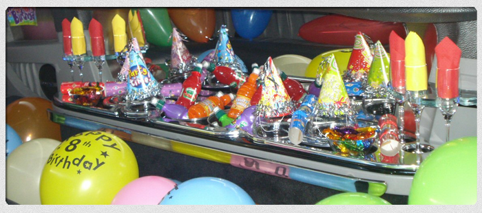 birthday limo st louis