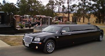 st louis limo for a funeral service